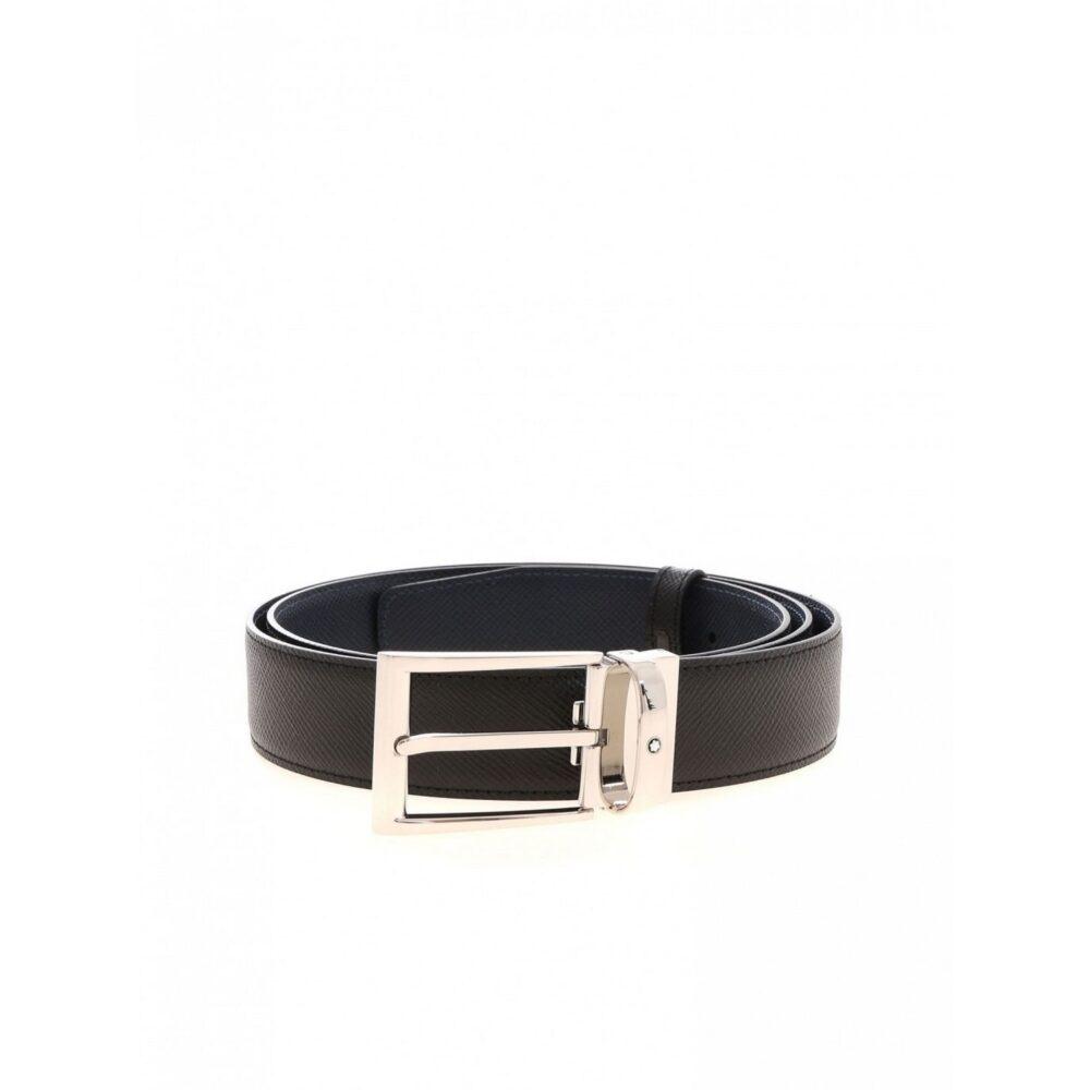 Ремень Montblanc Cintura pelle reversibile Saffiano