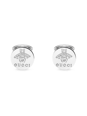Запонки Gucci Trademark