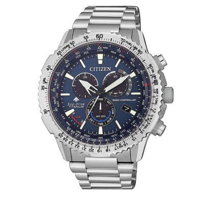Часы Citizen Pilot titanio