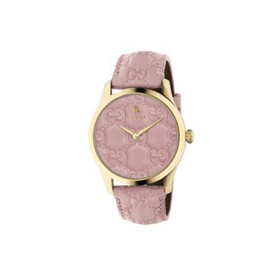 Наручные часы Gucci G-timeless Pink
