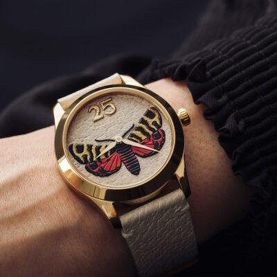 Наручные часы Gucci G-timeless 25