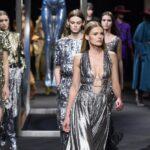 15 ярких платьев с пайетками на новый год