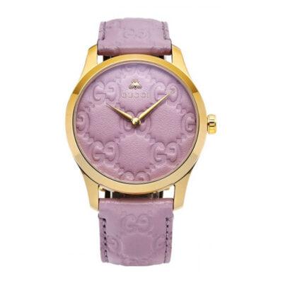 Наручные часы Gucci G-timeless Violet