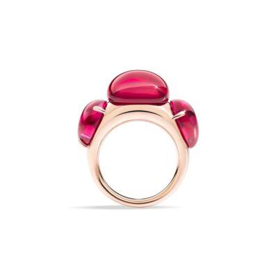 Кольцо Pomellato Rouge passion A.B505/9/SR
