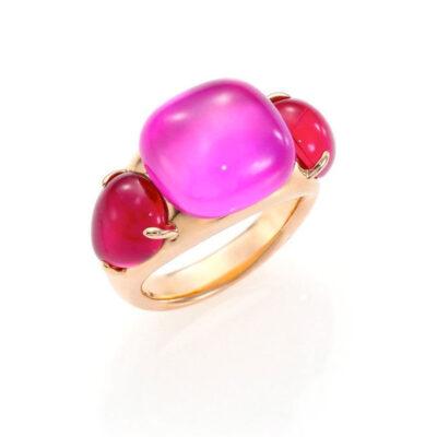 Кольцо Pomellato Rouge passion A.B505/9SRSZR