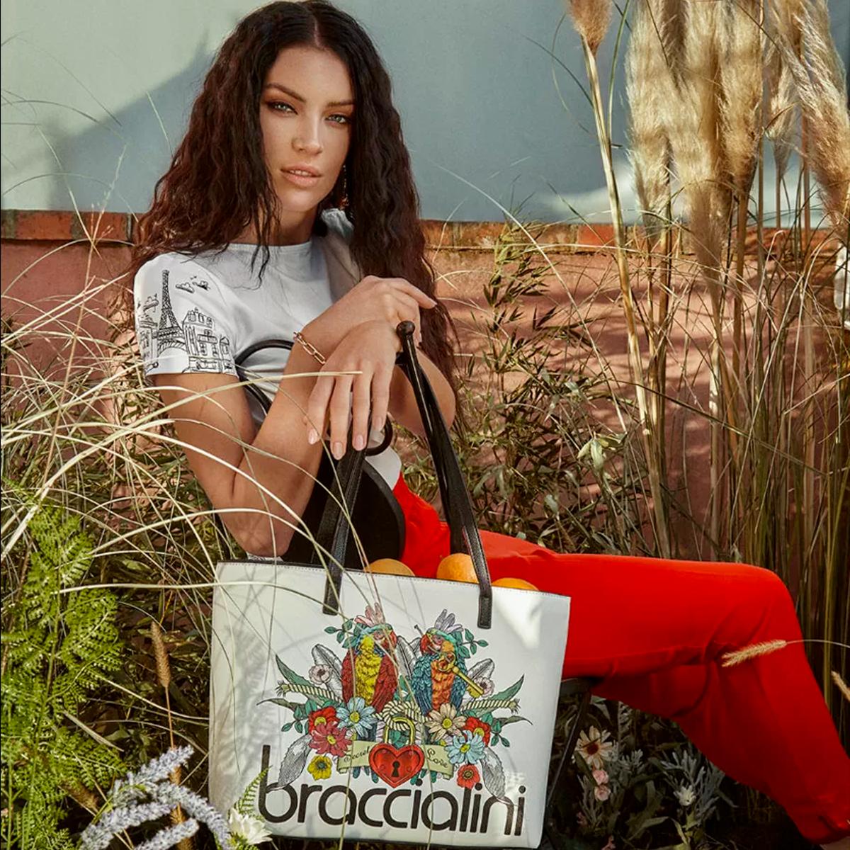 You are currently viewing Итальянские сумки Graziella Braccialini